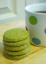 cookies green tea spesial