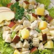 RESEP CHICKEN SALAD HAWAIAN