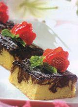 marble choco cake