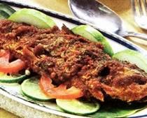 ikan bandeng presto balado