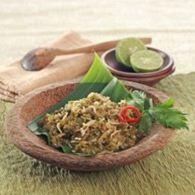 sambal lado mudo khas sumatera barat