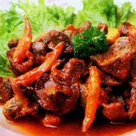 resep tumis ampela ayam selera pedas