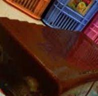 jelly puding cokelat